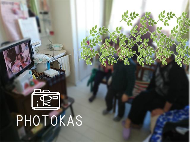 omoidoriとおもいでばこのコラボ!_写真整理のphotokas