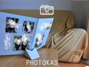 大切な写真こそ気軽に飾りたい!vivipriのDecoダイシ02_写真整理のPHOTOKAS