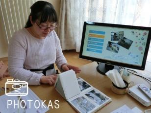 アルバムの写真整理できていますか?02_新講座のおしらせ_写真整理のPHOTOKAS