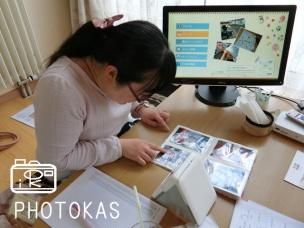 アルバムの写真整理できていますか?03_新講座のおしらせ_写真整理のPHOTOKAS