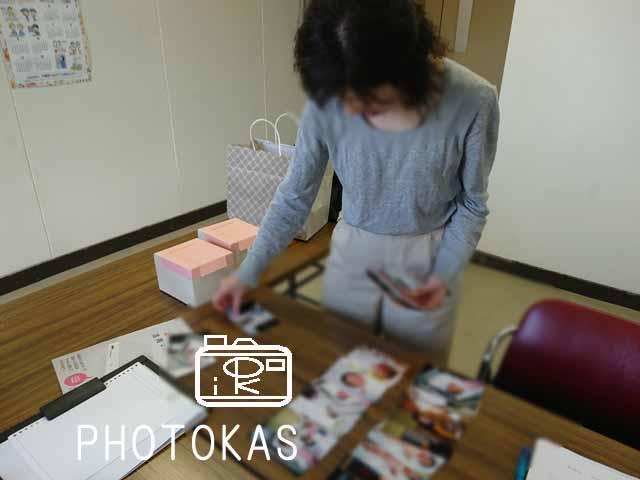 大量のプリント済写真の整理_写真整理のお手伝いPHOTOKASフォトカス