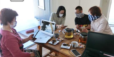 空と大地のヨガでgoogleフォトセミナー開催スマホ写真無制限無料終了どうする?_北海道千歳写真整理アドバイザーPHOTOKASフォトカス